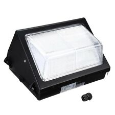 80W LED Wall Pack Light 5000K Waterproof IP65 UL Listed Outdoor Security Fixture