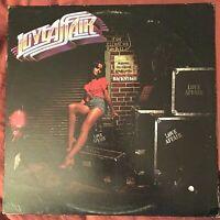 Love Affair~Self Titled~1980 Cleveland Rock~Radio Records~Stereo LP~EX+ Vinyl