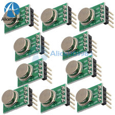 12510pcs 433mhz Wireless Transmitter Ask Dc 3 12v Perfect For Arduinoarmavr