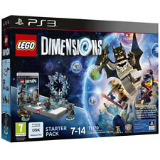 PS3 Spiel LEGO Dimensions - Starter Pack NEUWARE