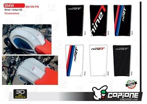 Tank Pad Resin 3D Specific For Motorcycle BMW Ninet / Urban GS - Bm Nn Pn