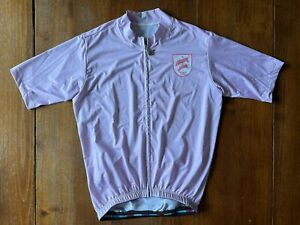 Team Dream Bicycling Team Pink Dash FS jersey Large