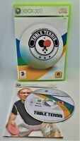 Rockstar Games presents Table Tennis Video Game for Xbox 360 PAL TESTED