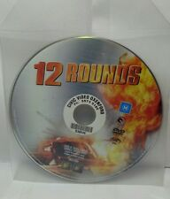 12 Rounds R4 DVD - DISC ONLY - BULK DISCOUNT - BEST VALUE.
