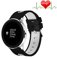 Smartband FTC07 Pulsuhr Blutdruck Sport Uhr Fitness Armband Tracker Bluetooth