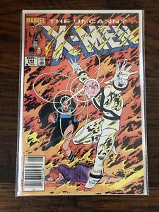 Uncanny X-Men #184 (1984) First Appearance of Forge Chris Claremont JRJR