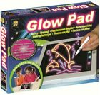 amav glow pad - portable hi-tech drawing board for kids toy tablet-size with 7