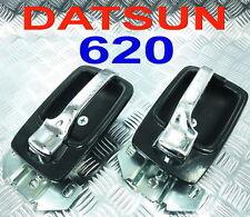 DATSUN 620 DOOR HANDLE BEZEL SET LH / RH FIT FOR PICKUP TRUCK