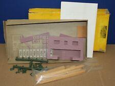 Vintage Suydam 71 HO 40s Hobby Shop Craftsman Kit Wood Cardstock Slight Start