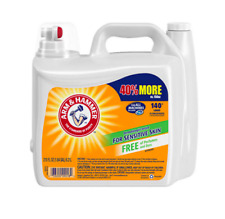 Arm & Hammer 2X Concentrated Liquid Laundry Detergent for Sensitive Skin 210oz