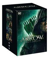 Arrow - La Serie Completa - Stagioni 1-8 - Cofanetto 38 Dvd - Nuovo