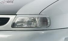 RDX Scheinwerferblenden SEAT Ibiza 6K (-1999) Böser Blick Blenden Spoiler Tuning