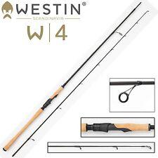 Westin W4 Spin 300cm MH 10-40g Spinnrute zum Meerforellenangeln, Blinkerrute