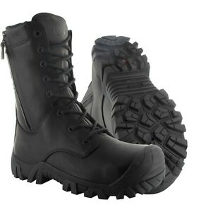 Magnum Vulcan Pro Waterproof Twin Zip Safety Boots UK Sizes 3 - 14 Fire & Rescue