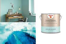 Alpina 2,5 L. Feine Farben No.15 Licht der Gletscher - Pures Wasserblau