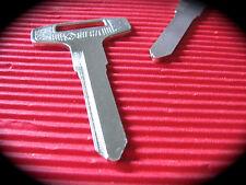 Mitsubishi Truck & Forklift Keyblank  MIT9R x 2 , Fuso Key Blank-Free Post