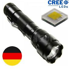 2017 Ultrafire WF 502 B LED Taschenlampe mit CREE XPL HI V3 LED extrem hell Neu