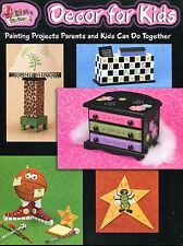 Decor for Kids Kidspiration Station Painting Projects Book