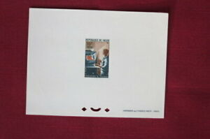 Niger. Scott 180. Deluxe Proof Sheet. Only 122-250 sets printed.