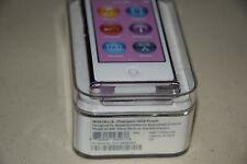 Apple iPod Nano 7th Generation 16gb MD479LL/A Purple Digital Media MP3 Player Ne