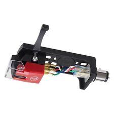 Audio-Technica VM540MLH MM Tonabnehmer Cartridge montiert auf Headshell