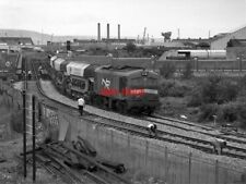 PHOTO  NIR MV CLASS NO. 106 (EX-CIE 227) APPROACHING CENTRAL STATION - 1994 NIR
