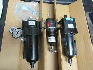GRACO FILTER REGULATOR OILER 217072 (NIB)
