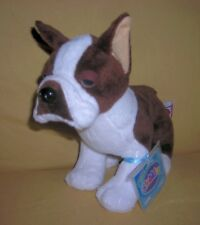 WEBKINZ BOSTON TERRIER  HM722  with SEALED CODE   NWT