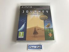 Journey - Collector's Edition - Sony PlayStation PS3 - FR - Neuf Sous Blister