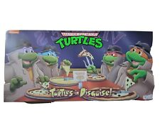 NECA TMNT Turtles In Disguise 4 Figure Pack Set Target Exclusive IN HAND!!