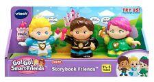 VTech Go! Go! Smart Friends Storybook Friends - Prince Hector, Princess Robin