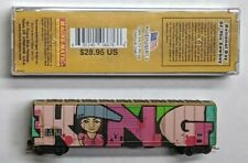 "MTL Micro-Trains 25014 Railbox RBOX 34856 ""Cowboy"" FW Factory Weathered"