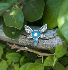 Legend of Zelda Navi Hey! Listen! Enamel Pin - Ocarina of Time Link Fairy Metal