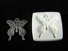 Swallowtail Butterfly Polymer Clay Mold (#MD1137)