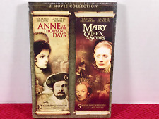 Anne of the Thousand Days/Mary, Queen Of Scots (2-DVDs) NEW. FAST, FREE SHIPPING