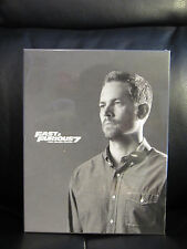 Fast & Furious 7 Blu-Ray Steelbook Paul Walker Ed Full Slip [FilmArena] FAC New