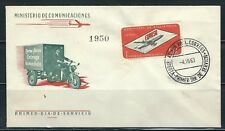 COLOMBIA  1963 SPECIAL DELIVERY -  FIRST DAY COVER