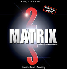 Matrix 2.0 (Blue) by Mickael Chatelain from Murphy's Magic