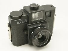 Holga Used 120CFN Black 120 Medium Format Film Camera