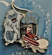 Disney Classic 'D' Collection - Matterhorn Bobsleds Attraction Le1000