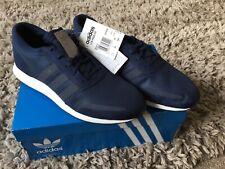 AF4225 UK 4 Blue adidas Originals Los Angeles Trainers