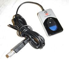Digital Persona U.are.U 4500 USB Bio Metric Fingerprint Reader TESTED!