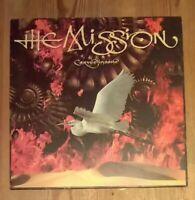 The Mission – Carved In Sand Vinyl LP Album 33rpm 1990 Mercury – 842 251-1