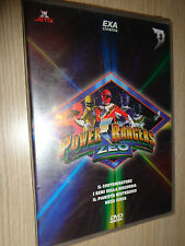 DVD N° 3 POWER RANGERS ZEO IL CONTAMINATORE I SEMI DELLADISCORDIA  MEGA VIRUS
