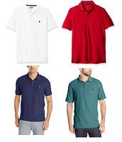 IZOD Men's Advantage Performance Solid Polo Shirt