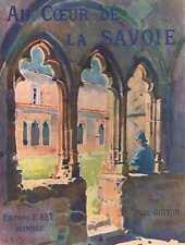 Au Coeur De La Savoie   Paul Guiton   Arthaud