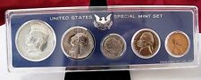 1966 UNITES STATES SPECIAL MINT SET 5 FIVE COINS