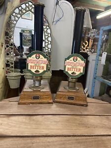 2 Angram hand pull beer pump / engine, great for man cave/ micro pub/ craft ales