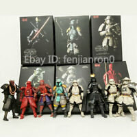 "Star Wars Movie Realization 7"" Action Figure Japanese Samurai Toy NIB"