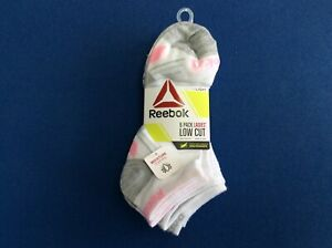 Women's socks (Reebok) available in various styles and colors 6 pk. You choose!